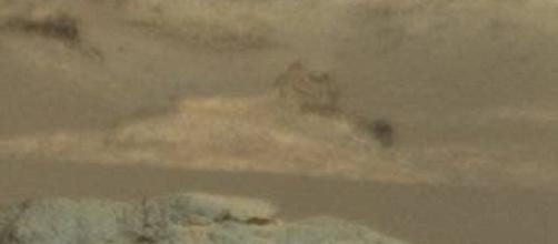 Ufo: sfinge Egizia sulla superficie di Marte?