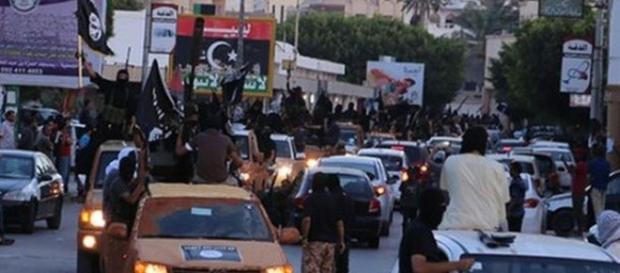 Estado islamico, hace presencia en Libia