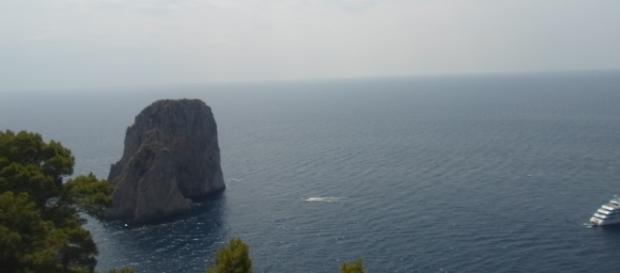 I Faraglioni dell'isola di Capri