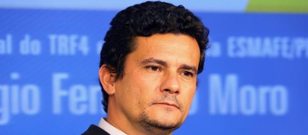 Juiz Federal, Sérgio Fernando Moro.
