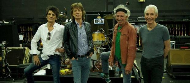 Los Rolling Stones se presentan hoy en el Foro Sol