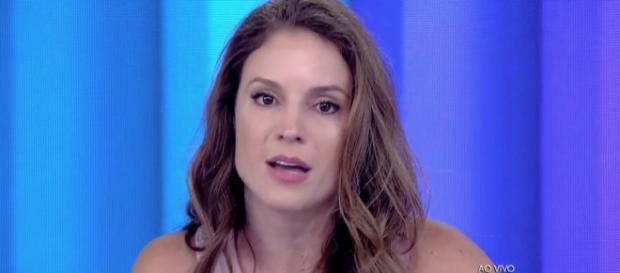 Maíra Charken é a nova apresentadora do Vídeo Show