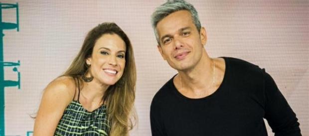 Maira Charken estreia no Video Show sob críticas