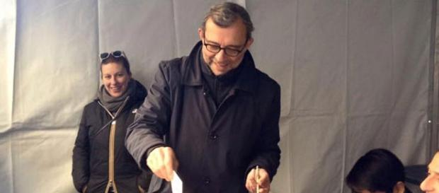 Roma, il candidato PD Roberto Giachetti