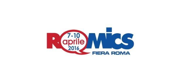 Romics a Roma dal 7 al 10 aprile 2016