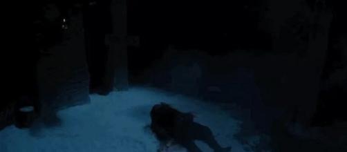 El cuerpo de Jon Nive yace sin vida