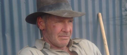 Indiana Jones, por John Griffiths