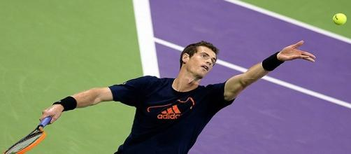 Murray in 2013/ Photo:Doha Stadium Plus Qatar