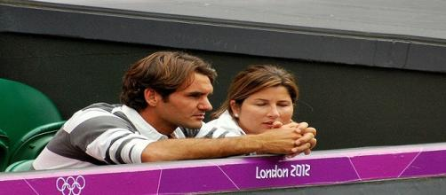 Roger and his wife Mirka/ Photo: Kate (Flickr)