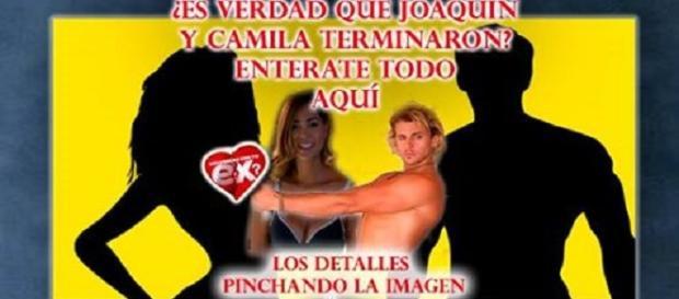 Camila y Joaquín, de Volverías con tu Ex?