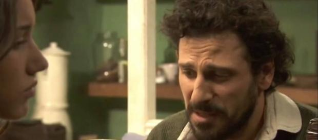 Conrado affronta Donna Francisca