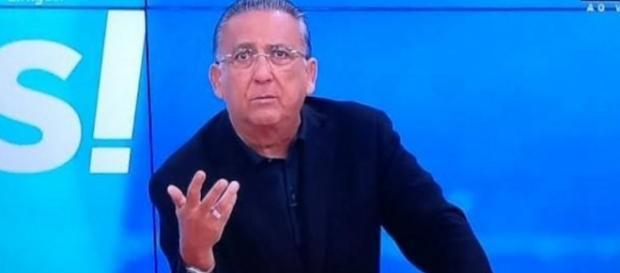Galvão Bueno elogia protestos contra Dilma