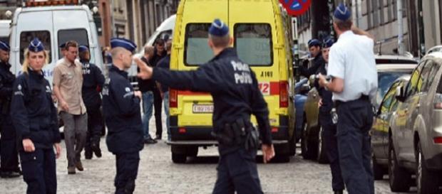 Grande paura a Bruxelles per sparatoria in città