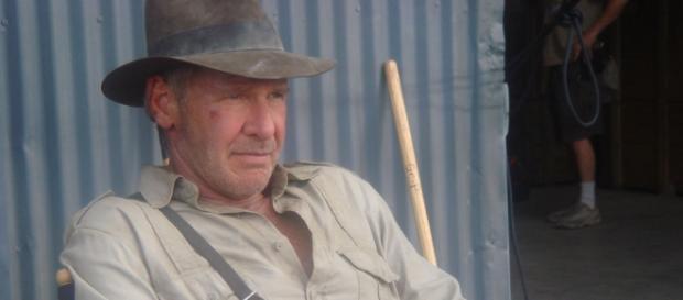 Harrison Ford retorna mais uma vez como Jones.