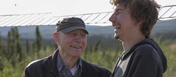 John und Parker Schnabel verstanden sich.