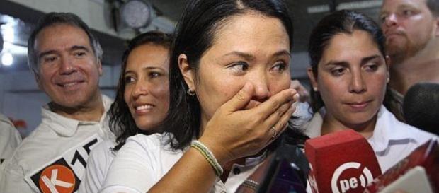 Keiko Fujimori enfrenta dos serias denuncias