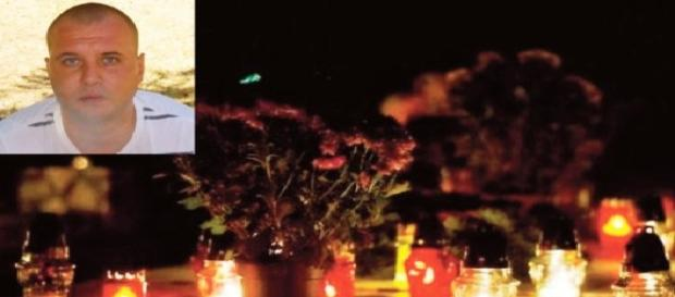 O floare și o lumânare pentru Claudiu Astanie