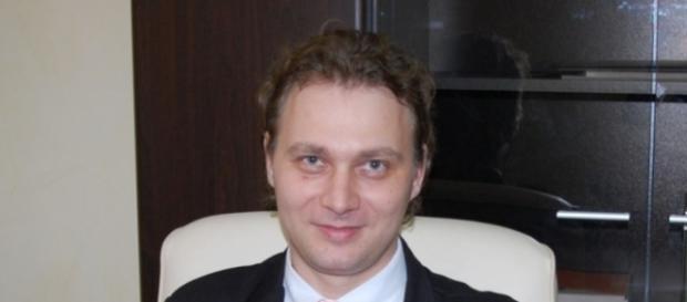 Ștefan Baltă, prorector la Universitatea Galați