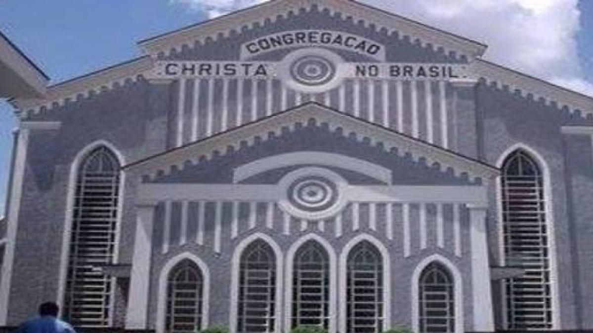 Templos Da Congregacao Crista No Brasil Mantem Fachada Com