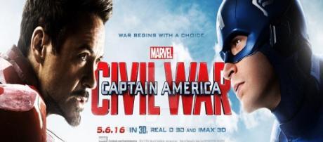 'Civil War' bate un nuevo récord de Marvel
