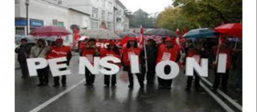 il 2 aprile proteste dei sindacati sulle pensioni