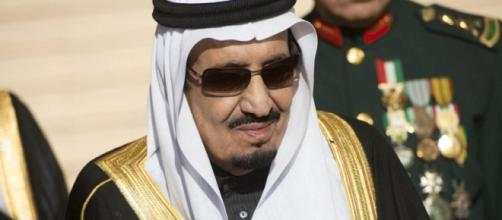 Il re dell'Arabia saudita Salman