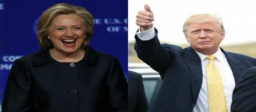 Nuevo triunfo para Hillary Clinton y Donald Trump