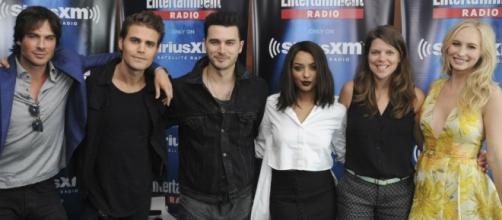 The Vampire Diaries 7, Cast dei protagonisti