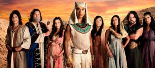 Un relato bíblico llevado a una telenovela