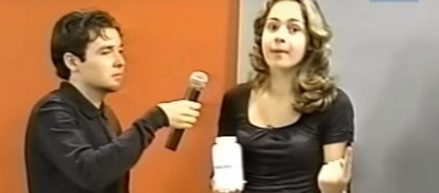 Ana Paula falando de coisa boa