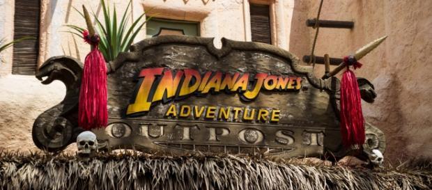 Indiana Jones via Flickr HarshLight CC2.0