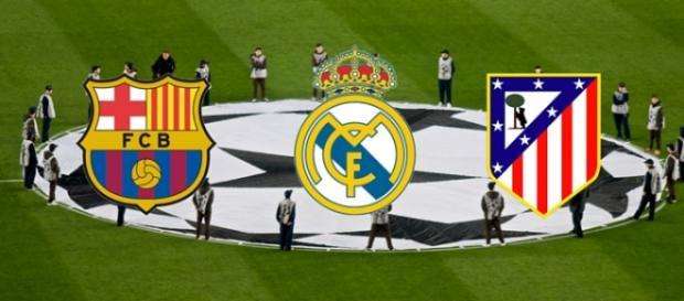 Los españoles,muy vivos en la Champions