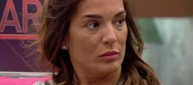 Raquel Bollo desolada tras escuchar a Rosa Benito