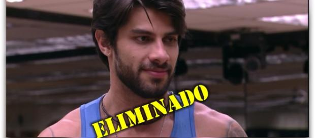 Renan é eliminado do Big Brother Brasil