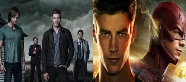 Supernatural e Flash são renovadas pela CW.