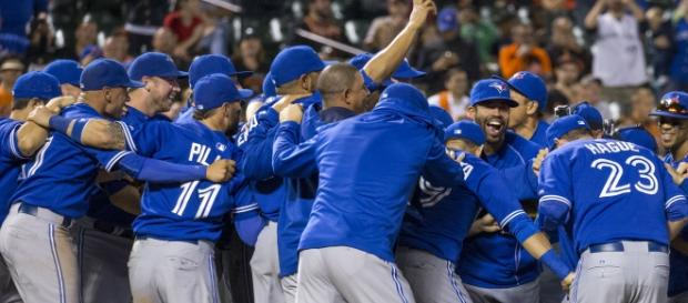 Toronto Blue Jays in 2015 (Wikipedia)
