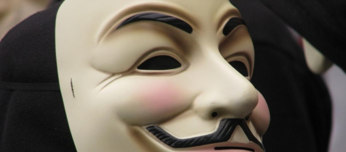 Anonymous publically releases Donald Trump's social security number