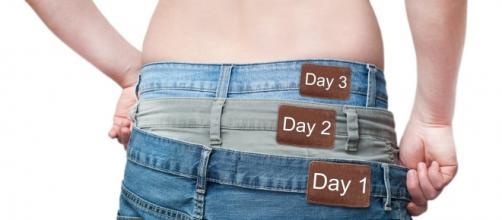Emagrecer é possível com a dieta dos 17 dias