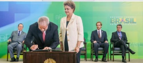 Lula agora é ministro da Casa Civil de Dilma