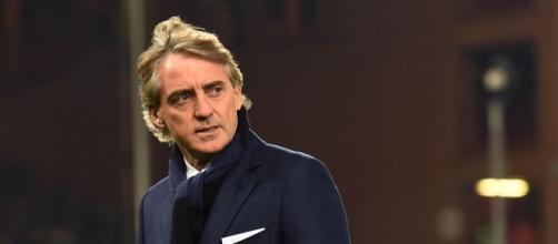 Mancini ha scelto i titolari contro la Roma