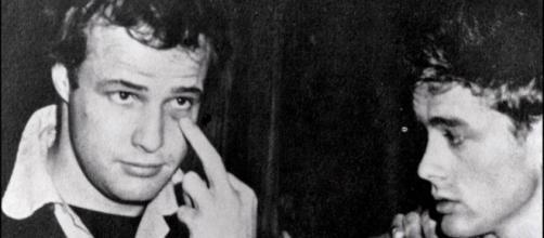 Marlon Brando e James Dean erano amanti?