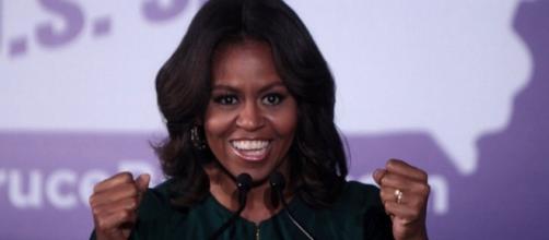 Michelle Obama, creative commons via Flickr