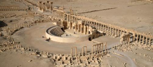 Palmira ha sido recuperada por el Ejército Sirio