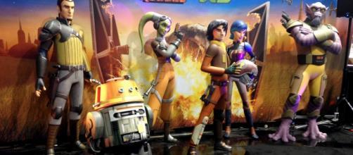 Star Wars Rebels via Flickr Amy CC2.0