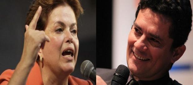 Dilma tenta aliviar sua situação confrontando juiz