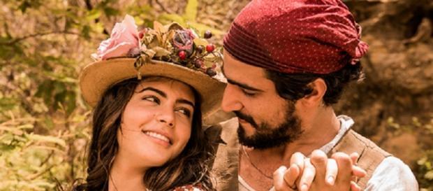 Romance proibido agita trama das nove (Gshow)