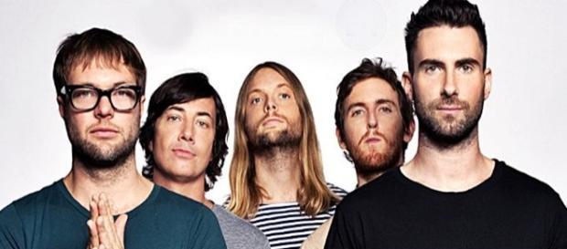 Show da banda de Maroon 5 em São Paulo