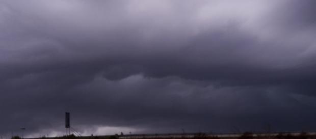 Si prevede il maltempo sulla penisola salentina.