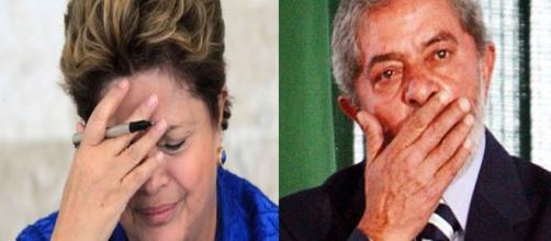 Dilma e Lula se complicaram com as gravações da PF