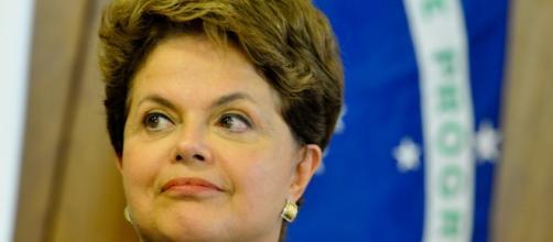 Dilma Roussef (Créditos: Tv Sol-Comunidade)